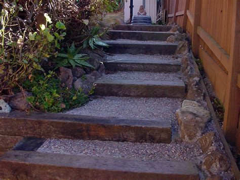 Railroad Tie Landscaping Ideas Using Railroad Ties
