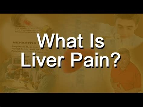 Will Liver Detoxing Cause Your Joints To Ache by What Is Liver