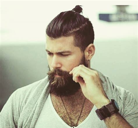 ode to the man bun