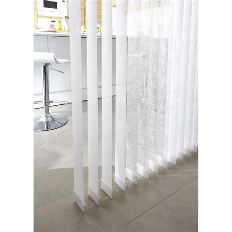 rideaux cuisine leroy merlin excellent rideaux pvc pour terrasse lamelles verticales