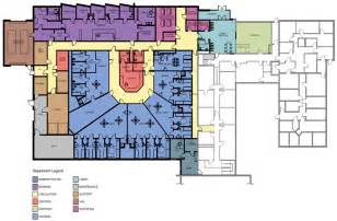 prison floor plan jail project