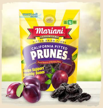 Mariani Pitted Dried Prunes 283g mariani pitted dried prunes you ll never question what