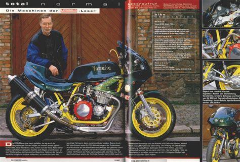 Ps Motorradzeitschrift by Die Yamaha Xj 650 Fanseite Im