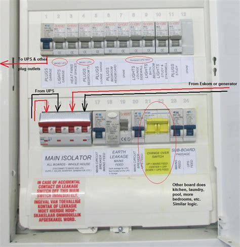 wiring diagram domestic switchboard australia 28 images