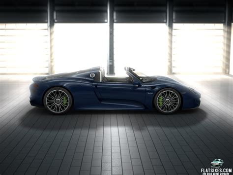 Porsche 918 Configurator by Porsche 918 Configurator Is Live Which Color Would You