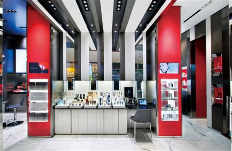 Shiseido Shoo the ifc mall shop allows customers to experience the