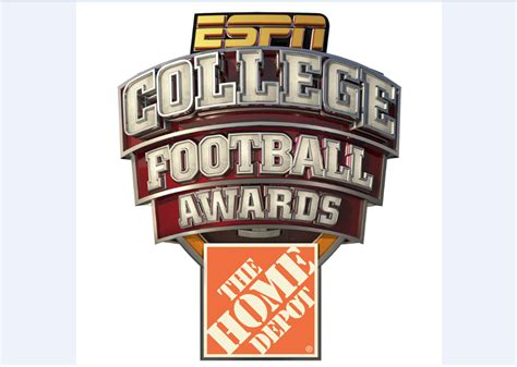24 finalists announced for the home depot college football