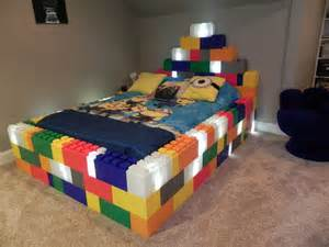 Lego Bed Frame Everblock Bed Blocks Everblock Bed Made From A Series