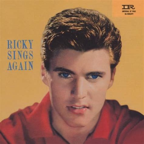 anyone else but you never be anyone else but you sheet music by ricky nelson