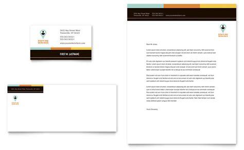 recruiting business cards templates recruiter business card letterhead template design