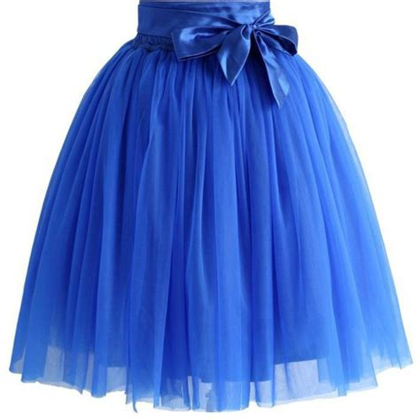 tulle skirt royal blue skirt blue skirt skirt