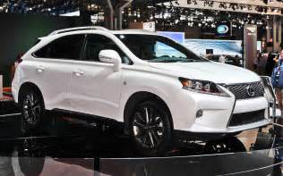 2013 Lexus Rs 350 2013 Lexus Rx 350 F Sport Photo Gallery Motor Trend