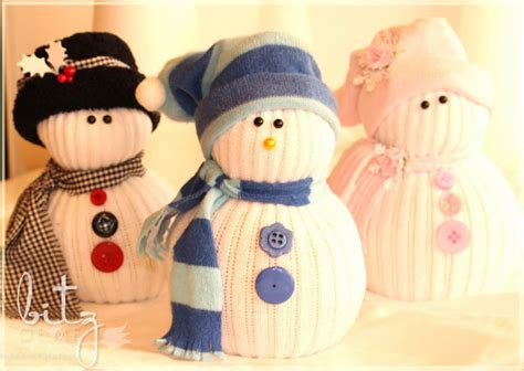 sock snowman without rice snowman made with a sock newhairstylesformen2014