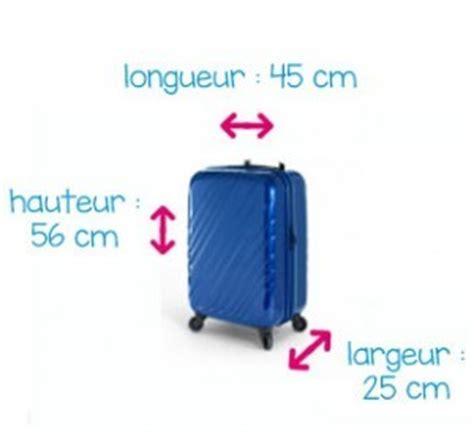 dimensione trolley cabina quel bagage choisir pour air ma valise vacances