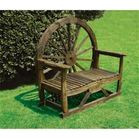 rustic wagon wheel bench 1000 ideas about outdoor seating bench on pinterest lean to shed plans pallet