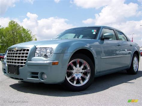2008 Chrysler 300 Limited by 2008 Clearwater Blue Pearl Chrysler 300 Limited 9100814