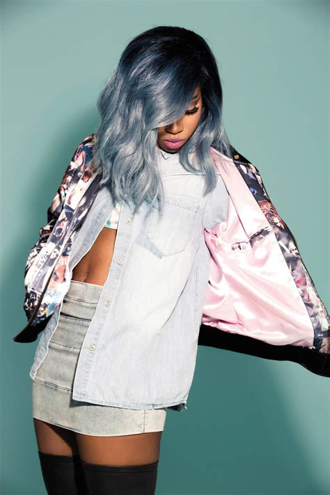 sevyn streeter hair 187 sevyn streeter feat chris brown don t kill the fun