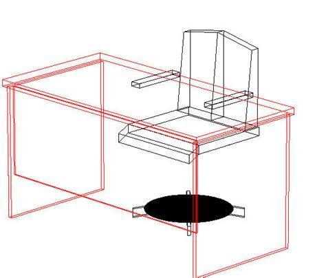scrivania dwg blocchi autocad formato dwg o dxf scrivania