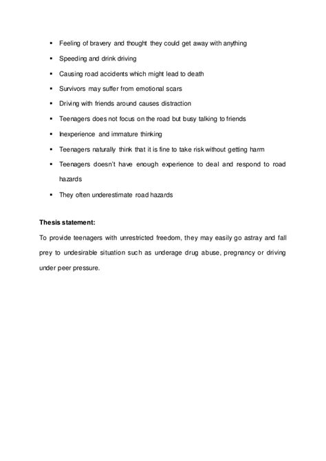 Intoxicated By My Illness Essay by And Driving Essays And Driving Term Paper 15070 Custom