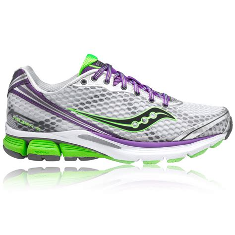 saucony triumph running shoes saucony powergrid triumph 10 s running shoes 56