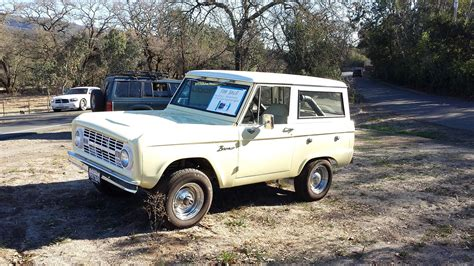 1966 Ford Bronco For Sale by Spotted 1966 Ford Bronco For Sale West County