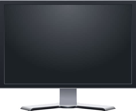 Monitor Tv Lcd free vector graphic monitor screen flat lcd black free image on pixabay 32743