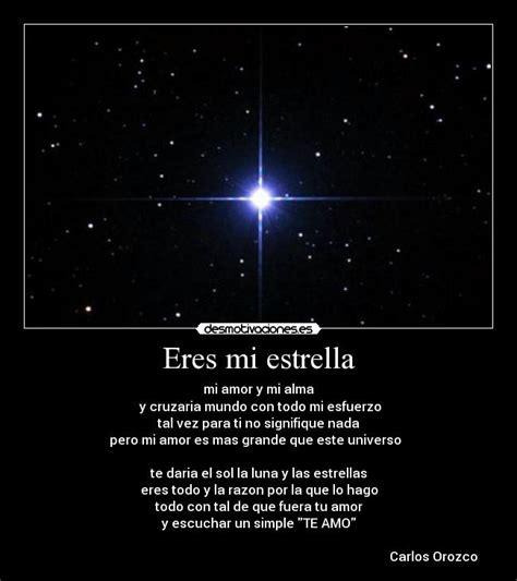 imagenes de amor universo eres mi estrella desmotivaciones