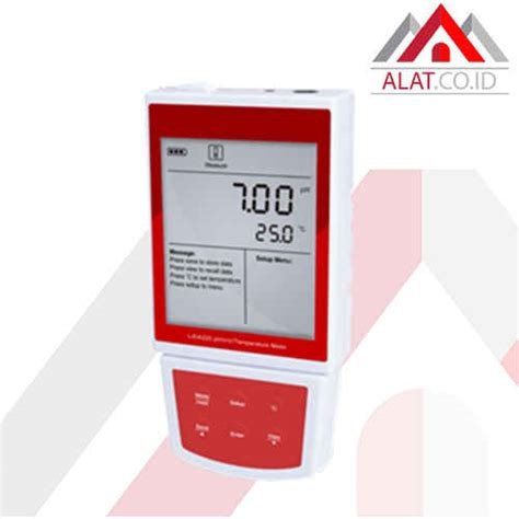 Alat Untuk Ukur Ph Air alat ukur ph amtast ph 220 distributor alat ukur dan uji