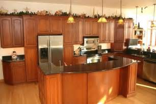 kitchen kitchen cabinets countertops granite tiles wood