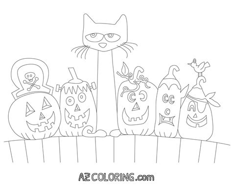 coloring page pete the cat pete the cat printables coloring home