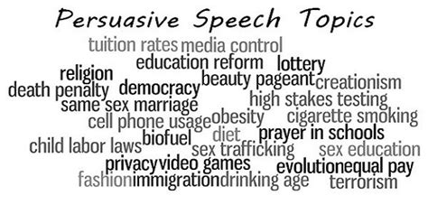 Sports Related Persuasive Essay Topics by Persuasive Speeches