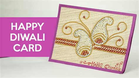 Diwali Handmade Cards - diwali cards how to make handmade greeting cards