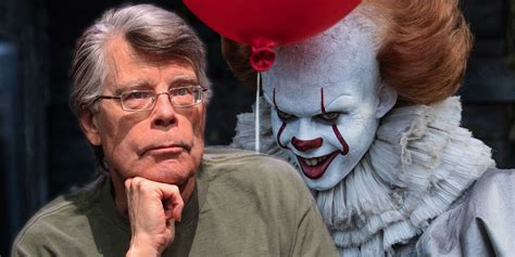 Setephen King stephen king explains it s success screen rant