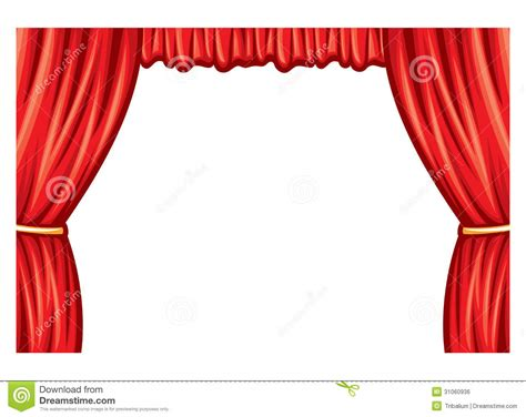 clipart teatro curtains cliparts