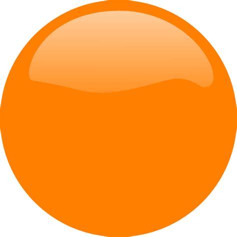 button clip at clker vector button orange clip at clker vector clip