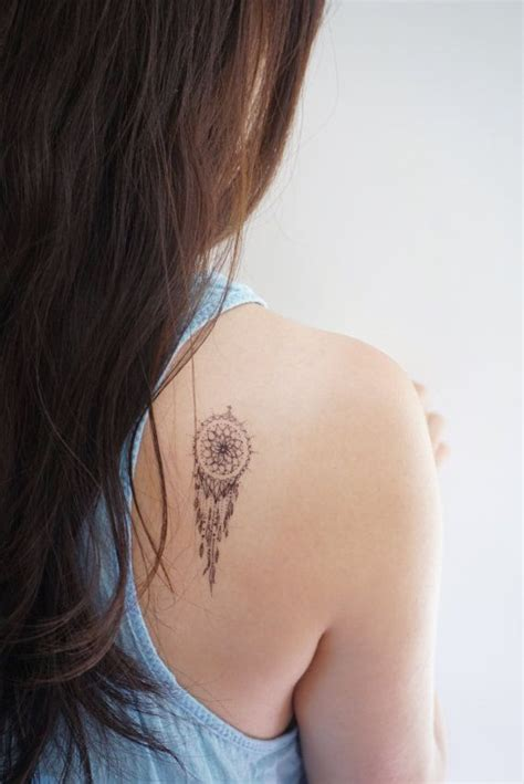 small dream catcher tattoos for girls pictures to pin on