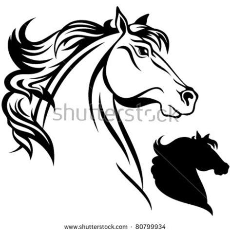 """cattallina's """"vector horses"""" set on shutterstock"""