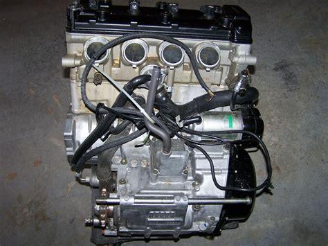Suzuki Hayabusa 1600cc 2006 Hayabusa Stock Engine