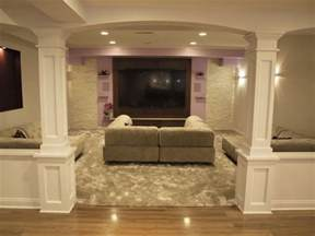 Cool Finished Basements 25 Best Ideas About Basement Designs On Pinterest