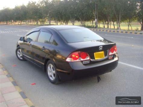Modified Civic Prosmatic by Honda Civic 2007 For Sale In Karachi Pakistan 15293