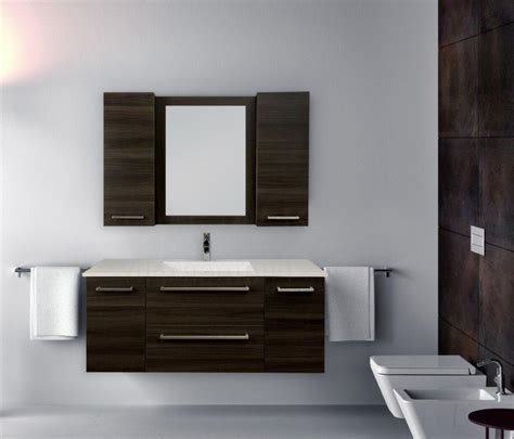 Modern Bathroom Floating Vanities by Choosing Modern Vanities Mirror The Homy Design