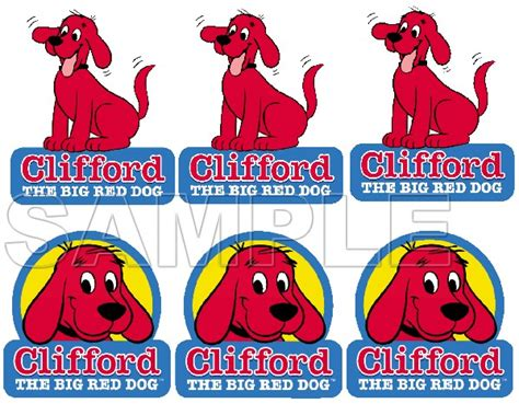 clifford the big characters clifford the big characters names