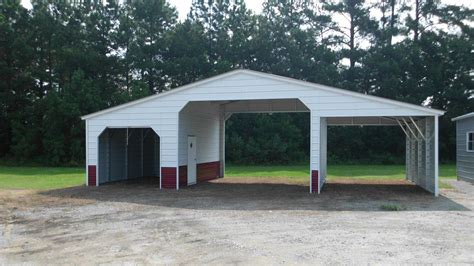 garage with carport the official carport website carport net