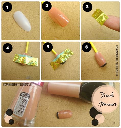 easy nail art with tape step by step nail designs step by step nail art designs