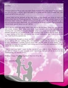 Thanksgiving Letter To Boyfriend Thanksgiving Love Letters For Her Amp Him
