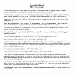 graduation speech template graduation speech ideas for elementary school brilliant