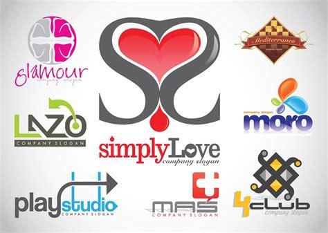logo design free vector logo design vector footage