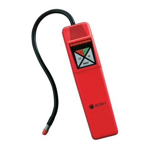 ac leak detector a c leak detector w excl wty acrx1 matco tools