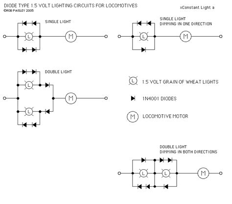 diode types diagram diode type constant lighting circuits led and light circuit circuit diagram seekic