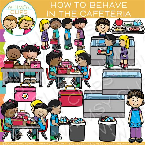 cafeteria clipart school cafeteria clipart how to behave in the lunchroom
